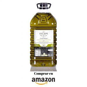 Aceite de oliva Estirpe