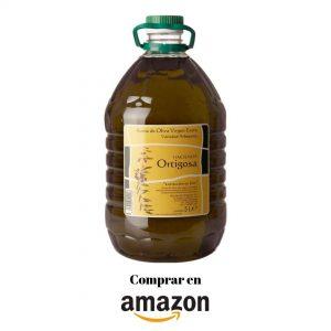 Aceite de orujo Ortigosa